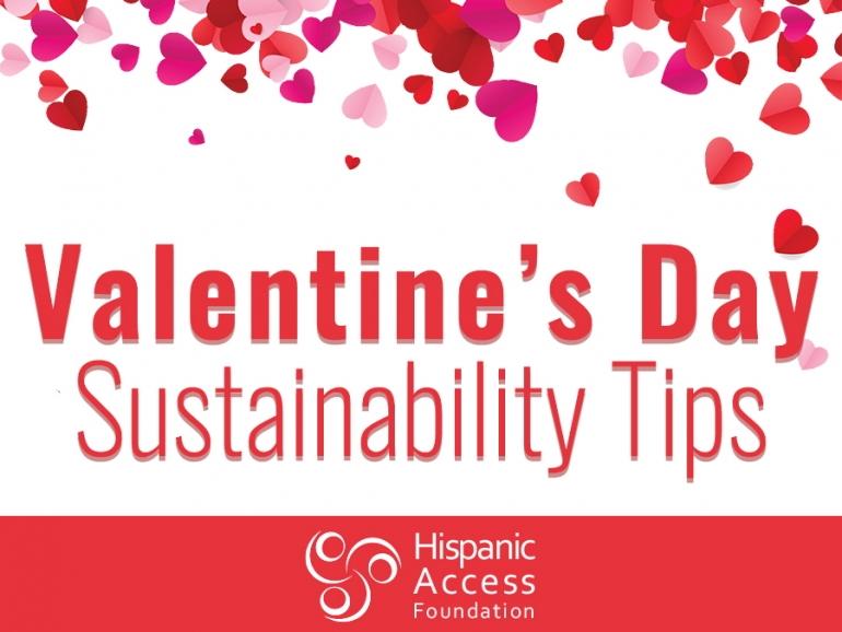 Make a Difference this Valentine's Day – Gift Sustainably