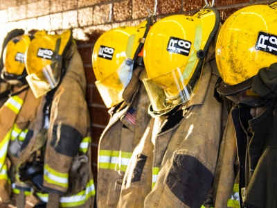 HLN Member Helps Support Legislation to Allow Former Inmates to Become Firefighters