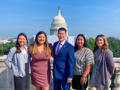 Latinos Community Leaders Visit Congressional Offices to Share Support for LWCF, Underscore Importance of Permanent and Full Funding to Local Communities