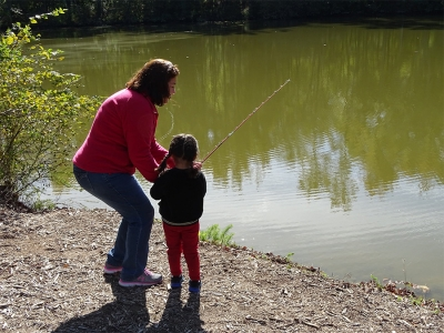 Richmond Youth Connect with Hispanic Heritage through Educational Fishing Event
