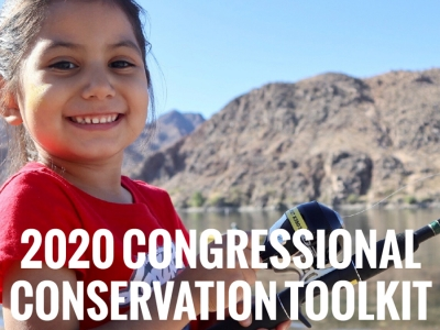 HAF Releases its 2nd Annual Congressional Conservation Toolkit, Policy Recommendations