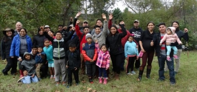 Primaveral Members Celebrate Hispanic Heritage Month with Fishing Event at Enchanted Pond